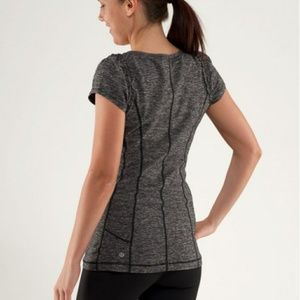 ♻Lululemon♻ Run Full Tilt Short Sleeves Shirt 10
